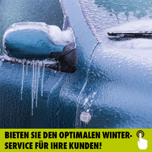 Optimalen Winterservice!