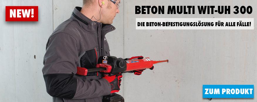 Beton Multi WIT-UH 300